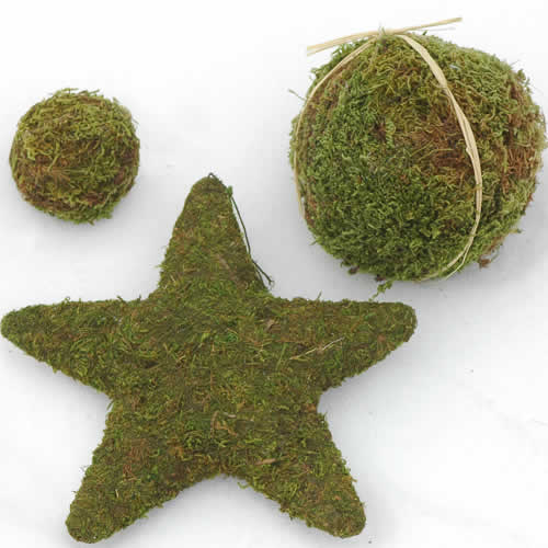 Moss Balls and Star